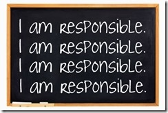 black-chalkboard-with-i-am-responsibles-on-it